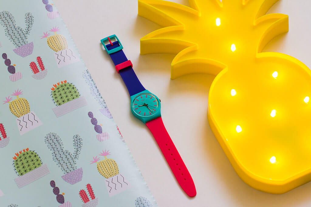 drive-swim-fly-california-pineapple-collection-marquee-sign-cactus-wrapping-paper-swatch-watch