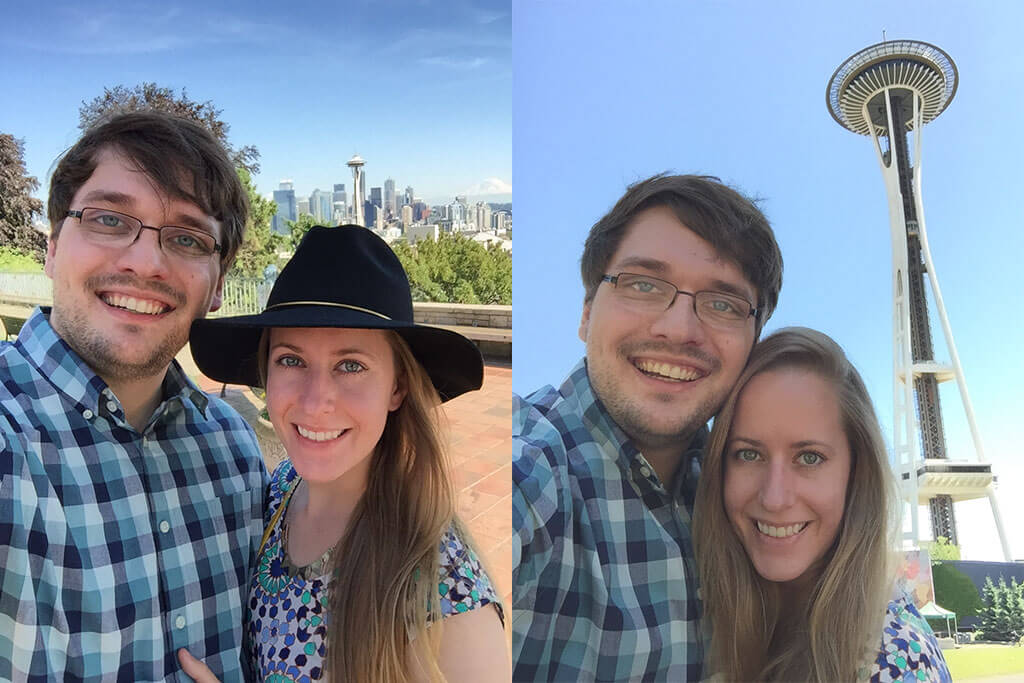 drive-swim-fly-seattle-washington-portland-oregon-vacation-2015-selfietrip-space-needle-close-far