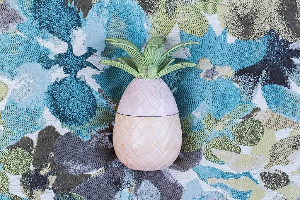 drive-swim-fly-california-pineapple-collection-fine-art-pillow-green-blue-scented-candle