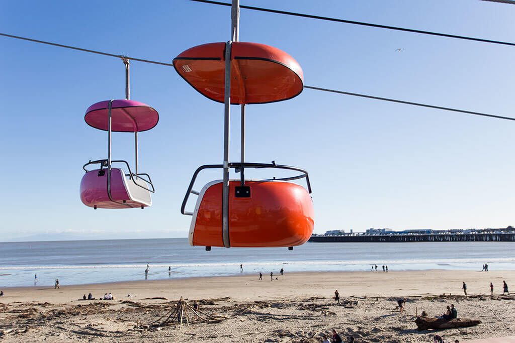 drive-swim-fly-santa-cruz-california-boardwalk-sky-glider-ocean