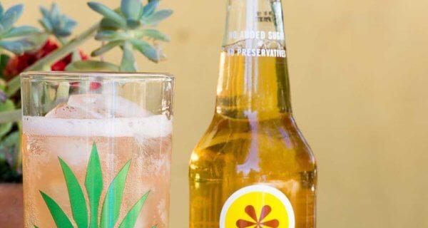 drive-swim-fly-california-pineapple-collection-izze-pineapple-soda-glass-tumbler-glass