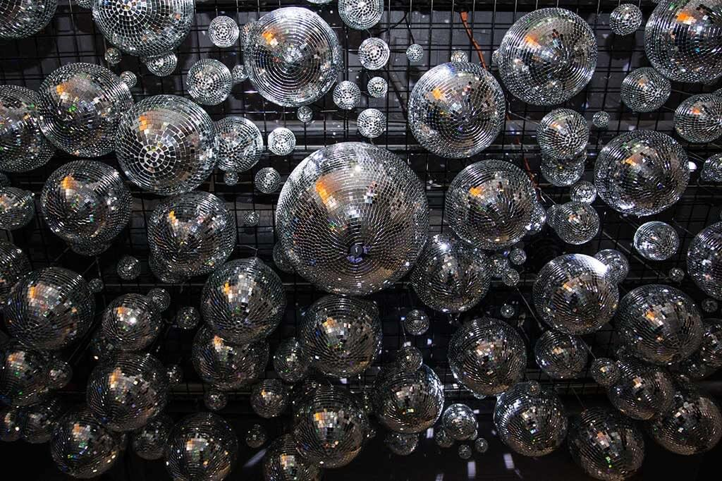drive-swim-fly-color-factory-san-francisco-union-square-disco-ball-room-sparkles-globes