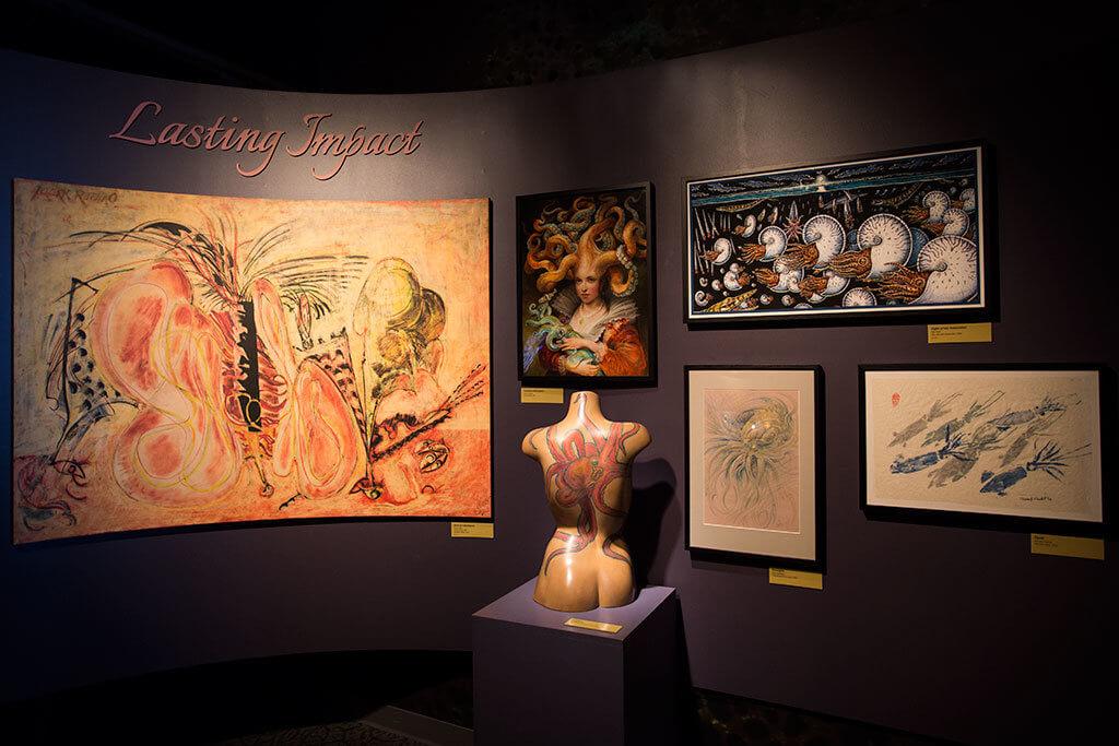 drive-swim-fly-monterey-bay-aquarium-california-monterey-peninsula-tentacles-exhibit-art-wall-lasting-impact