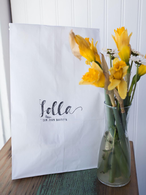 drive-swim-fly-san-juan-bautista-california-lolla-sandwich-shop-downtown-bag-yellow-flowers