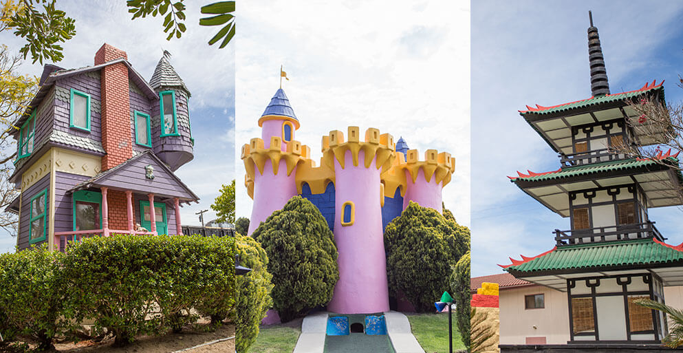 drive-swim-fly-boomers-santa-maria-california-mini-golf-houses