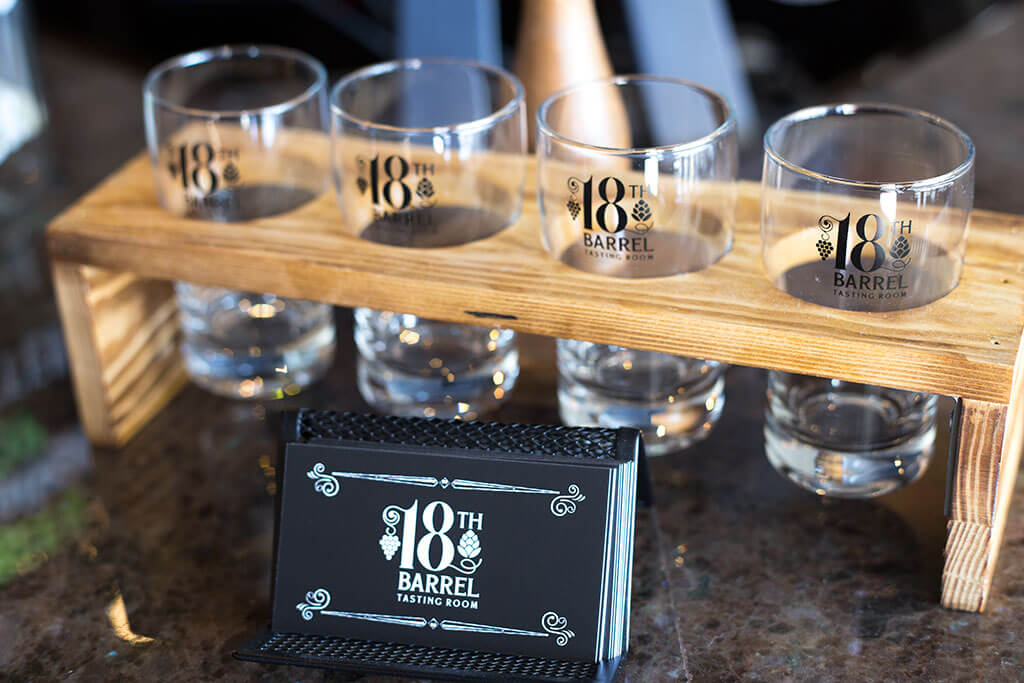 drive-swim-fly-18th-barrel-wine-and-beer-tasting-room-san-juan-bautista-california-alcohol-beer-tasting-flight