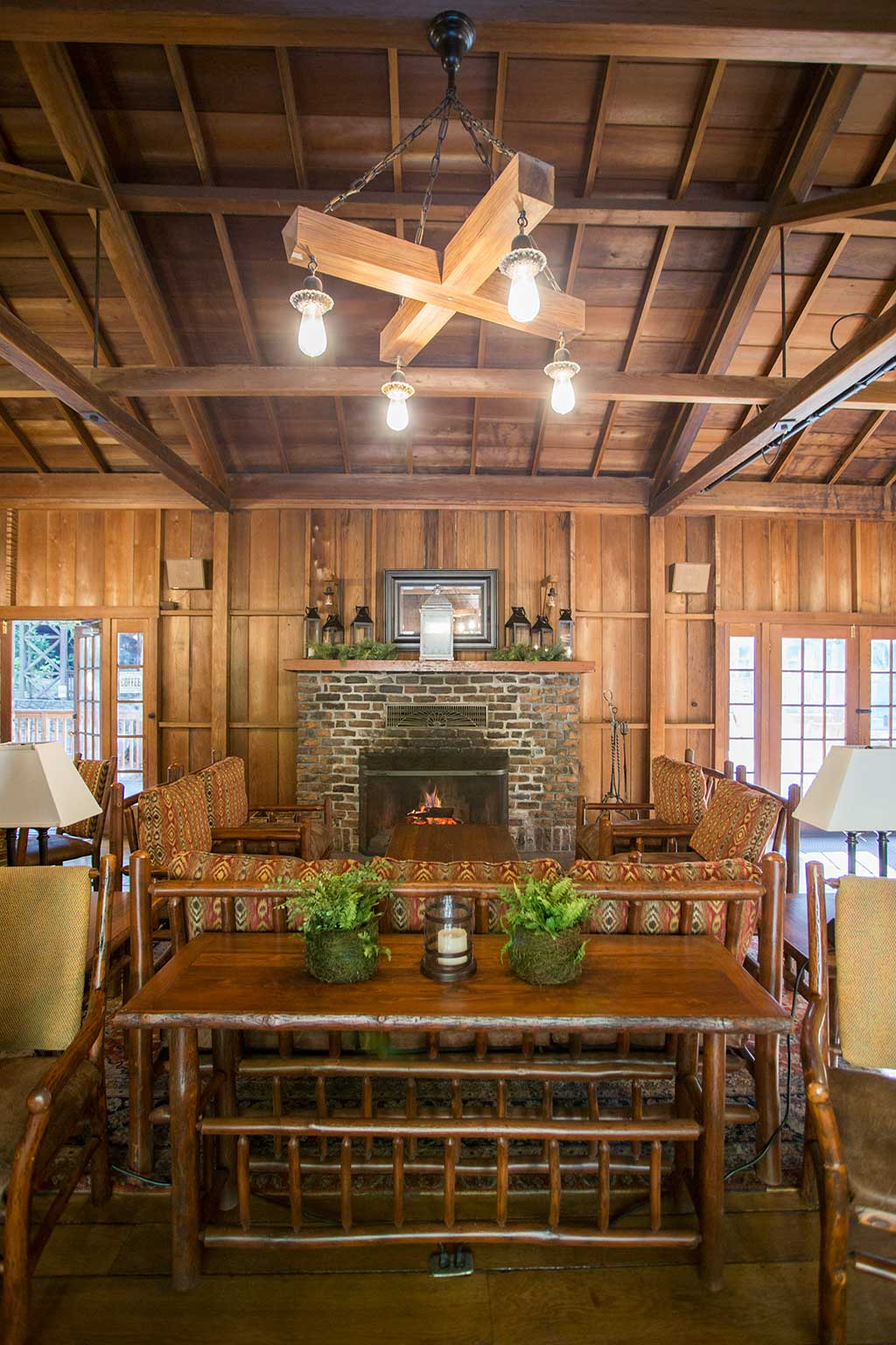 drive-swim-fly-california-mount-hermon-christian-retreat-camp-coffee-shop-common-area-fireplace