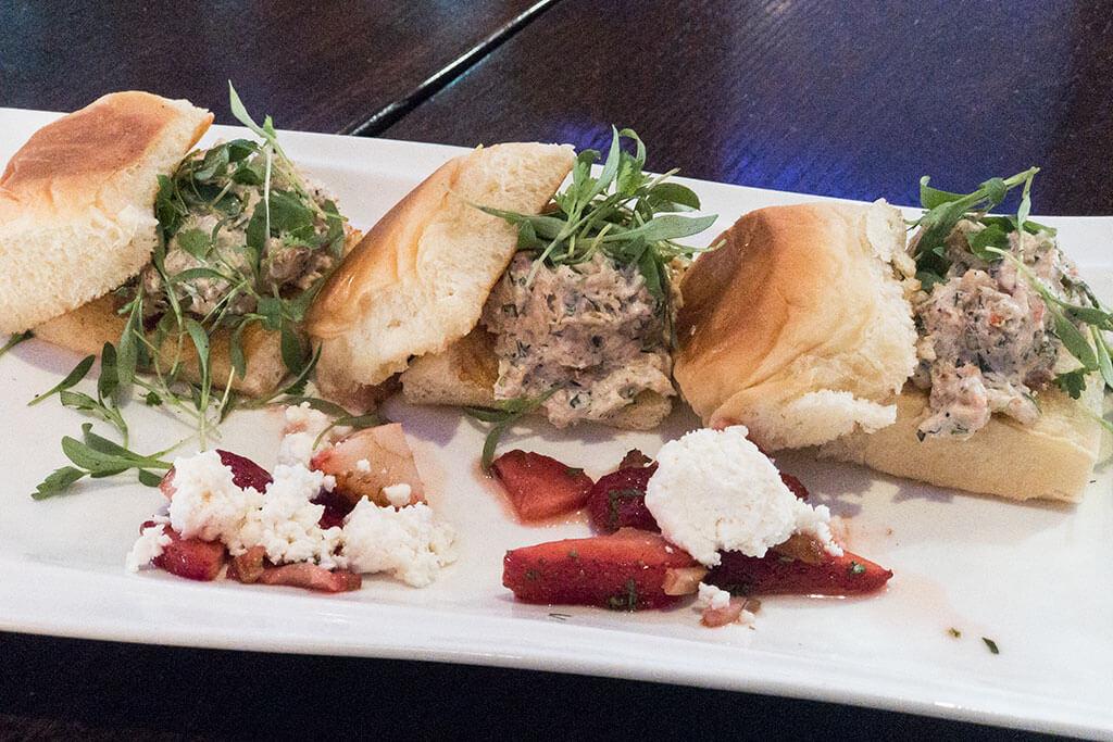 drive-swim-fly-california-prova-restaurant-downtown-morgan-hill-monterey-street-tapas-lobster-shrimp-cold-salad-sliders