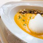 drive-swim-fly-california-yosemite-national-park-oakhurst-ernas-elderberry-house-fine-dining-carrot-ginger-soup