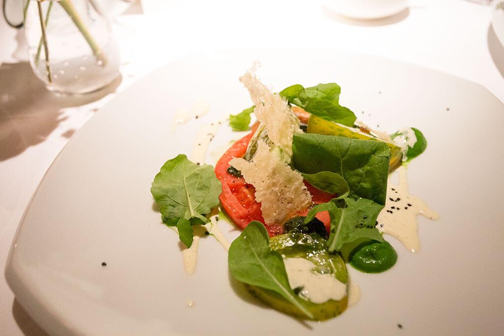 drive-swim-fly-california-yosemite-national-park-oakhurst-ernas-elderberry-house-fine-dining-farmers-market-tomato-salad