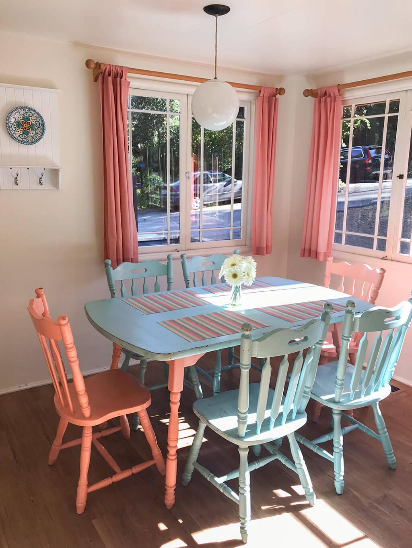 drive-swim-fly-california-mount-hermon-christian-retreat-camp-acacia-cabin-dining-table