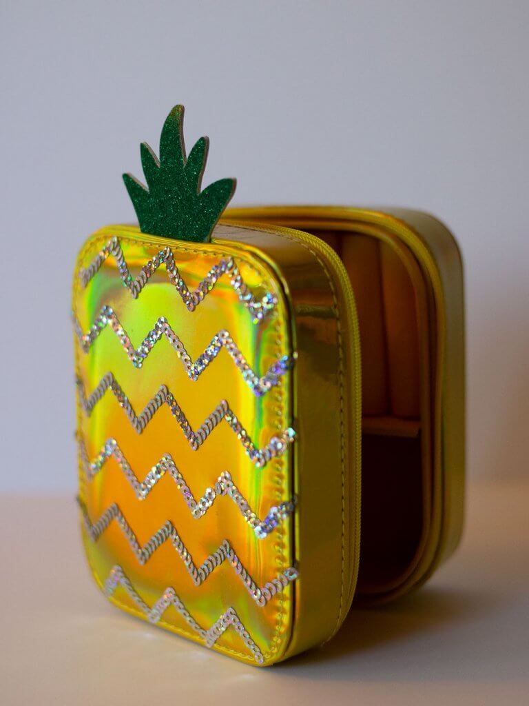 drive-swim-fly-pineapple-collection-travel-jewelry-box-outside