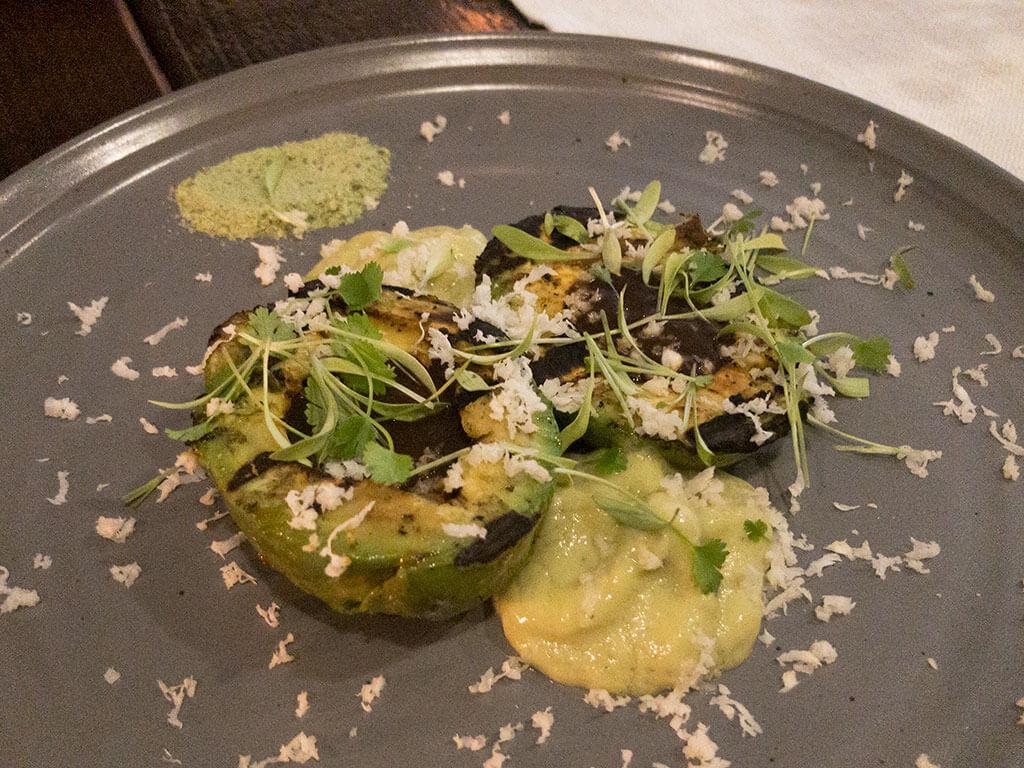 drive-swim-fly-santa-barbara-california-fine-dining-barbareno-restaurant-grilled-avocado