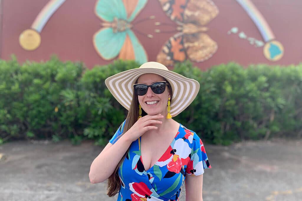drive-swim-fly-hawaii-big-island-kona-coast-waimea-butterfly-mural