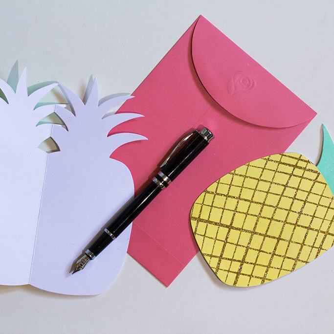 drive-swim-fly-california-pineapple-collection-stationary-sparkles-fountain-pen