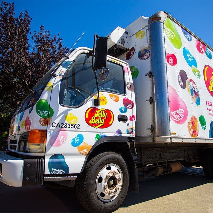 drive-swim-fly-jelly-belly-factory-tour-fairfield-california-delivery-truck